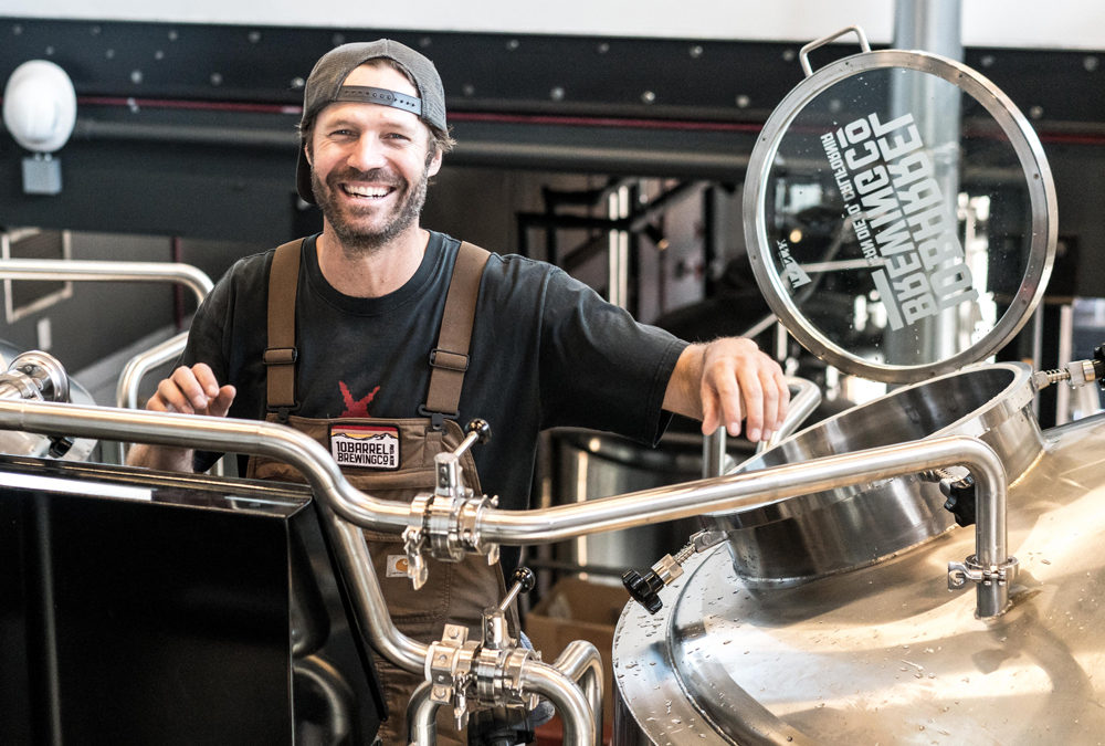Why experience counts for winery and brewery welding